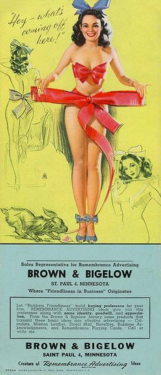 Brown anhttp://media-cdn.pinterest.com/upload/166562886188032586_WCCw6nv4_b.jpgd Bigelow pin-up