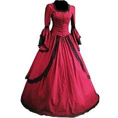 Partiss Damen Bowknot Stand Collar Victorian gotische Lolita Abendkleid Partiss http://www.amazon.de/dp/B00YMEP71W/ref=cm_sw_r_pi_dp_DKQZwb1JF3ABF