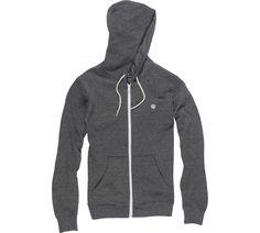 ELEMENT NOVA SWEATJACKE GREY HEATHER  #element #sweater #fourseasonsshop