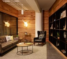 """PBD designs office for """"confidential client"""""""