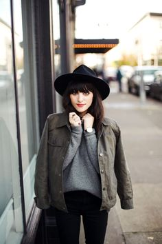 New Darlings - Portland Travel Video & Fall Outfit Inspiration