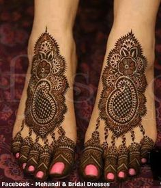 Latest Bridal Mehandi Designs For Women & Girls 2014 | verstylehouse