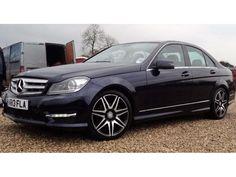 Mercedes benz c250 sports plus 2013