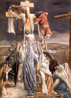 way of the cross st liguori | ... - The Piercing of the Side of Jesus, and His descent from The Cross