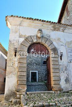 Castello di Fumone - Fumone - Frosinone - Lazio - Italia