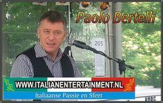 Paolo Bertelli - www.italianentertainment.nl