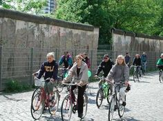 Walk/bike the Berlin Wall Trail