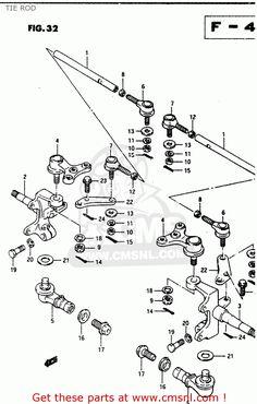 tie rod schematic - Google Search