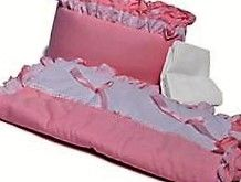 Best Cradle Bedding for Baby to Sleep Peacefully Baby Doll Bed, Doll Beds, Baby Dolls, Cradle Bedding, Bedding Sets, American Baby, Baby Head, Baby Sleep, Bed Sheets