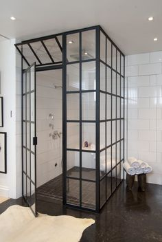 http://www.apartmenttherapy.com/bathroom-shower-ideas-gorgeous-steel-framed-enclosures-238909?utm_source=partner Eyebrow Makeup Tips