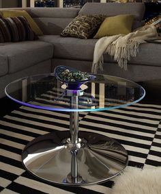 Take a look at this Kiesza LED Cocktail Table today!