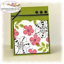 stampin up secret garden card ideas - Google Search