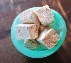 {make it} marshmallow tea latte