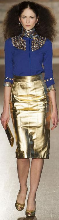 L/Wren Scott F/W 2013 RTW London FW