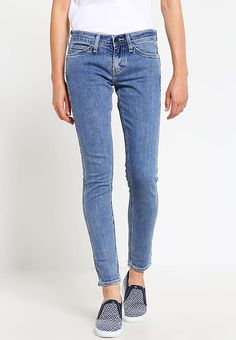 Levi's® LINE8 THE REVOLVER - Jeans Slim Fit - wild sea - meta.domain