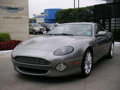 2001 Aston Martin DB7 Vantage Coupe - Aston Martin - Wikipedia
