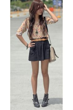 Cute Outfits for Teens | Kaya is Blogging.: Cute Spring Outfits 2 #cuteoutfit