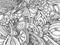 Coloring Pages Astounding Fun For Adults Trippy Free