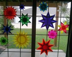 There are two basic beginning shapes for window stars--the rectangle and the square--this tutorial will have one of each.  Before we get started, let's cover a few details: First, I am eight months...