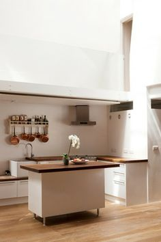 Minimalist kitchen. #minimalist #minimalism