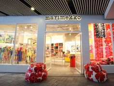 Decorating entire houses with flowery stuff from Marimekko. | 29 Things Finnish Mums Love