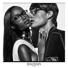 Balmain - Balmain Eyewear Spring / Summer 2016