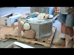 DIY Instructions How to Build a Gas Fire Pit, part 2