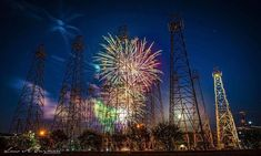 """Instagram Texas on Instagram: """"Check out this amazing capture by @senorguz of last night's Fourth of July fireworks in the East Texas town of Kilgore. • Photo selected by…"""" Lone Star State, Last Night, Fourth Of July, Fireworks, The Selection, Texas, Amazing, Outdoor, Instagram"""