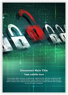 Computer Security Encryption Word Document Template is one of the best Word Document Templates by EditableTemplates.com. #EditableTemplates #PowerPoint #templates Cyberdata #Guard #Key #Secure #Digital Display #Encryption #Lcd #Glowing #Binary Code #Access #Net #Cyber #Secrecy #System #Privacy #Computer Chip #Computer #Password #Protection #Accessory #It Support #Technology #Hack #Cyber Security #Illuminated #Firewall #Computer Network #Badge #Hacker #Inet #Authorization #Crime