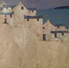 """yama-bato: """"St Ives Coast - John Piper """""""