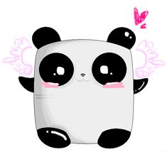deviantart kawaii panda