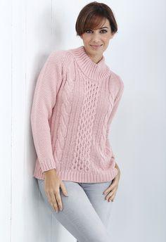 Suéter trenzas Massana