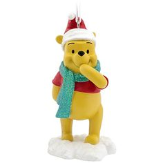 Hallmark Disney Winnie the Pooh Snowball Christmas Ornament *** Check out the image by visiting the link.