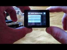 GoPro Hero3 Black Edition LCD Touch Screen