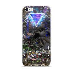 Alien Architecture iPhone case