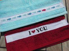 Petits Poissons : Bd Couture - Y love You : origine WEB