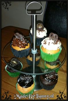 Div. cupcakes! www.MadeByLianny.nl
