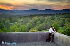 engagement photos at the biltmore estate in asheville, nc. this is a must.