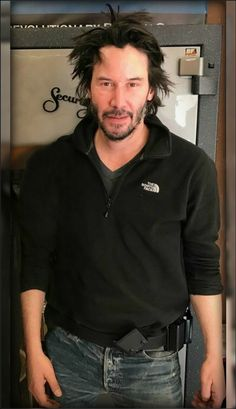Keanu 💞❤️💞💋VAVAVOOM MY LOVE...  Perhaps the very fabric of you is so very familiar, that we are more than from the same thread.
