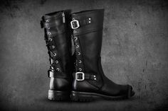 Womens Alexa Boots-my new riding boots! Harley Davidson Online Store, Riding Boots, Combat Boots, Harley Boots, Motorcycle Outfit, Motorcycle Clothes, Biker Wear, Harley Davidson Shoes, Biker Leather