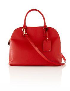 Double Zip Dome Satchel Bag | Women's Handbags | THE LIMITED