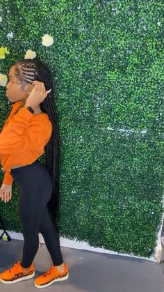 Cute Box Braids Hairstyles, Lemonade Braids Hairstyles, Hair Ponytail Styles, Braids Hairstyles Pictures, Braided Hairstyles For Black Women, African Braids Hairstyles, Braids For Black Hair, Wig Hairstyles, Hair Twist Styles