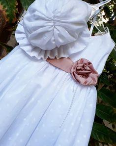 152c4633970e Βαπτιστικά ρούχα για κοριτσάκι φτιαγμένα με αγάπη by valentina-christina   βάπτιση  βαπτιση