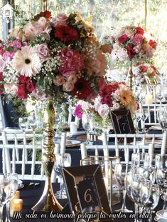 Table Settings, Table Decorations, Furniture, Home Decor, Dinner, Centerpieces, House Decorations, Weddings, Decoration Home