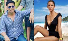 Calendar Girl to Debut Opposite Akshay Kumar in 'Namaste England'! Aisha Sharma, Calendar Girls, Akshay Kumar, Sonakshi Sinha, Bollywood News, Namaste, Tankini, England, Swimwear