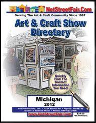 November 2012 Michigan Art & Craft Shows, Midwest Craft Shows, Art ...