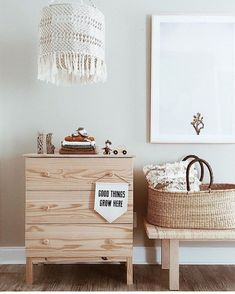 Nursery inspiration, nursery decor Source by thehumblesoles Wood Nursery, Nursery Neutral, Nursery Room, Kids Bedroom, Nursery Decor, Room Decor, Bee Nursery, Nursery Ideas, Bedroom Ideas