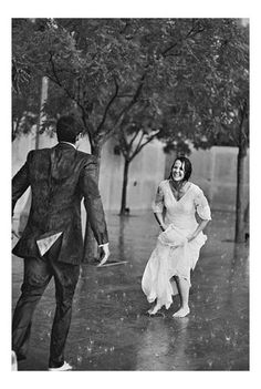 if it rains, we are so taking a picture like this.