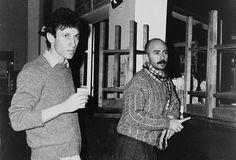 Skay y el Indio solari, Pub Caras más caras, 1987