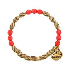 Alex And Ani Nouveau Wrap - Tangerine
